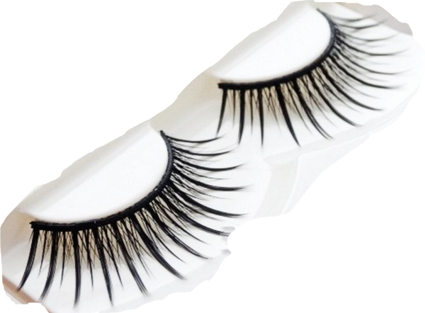 Stylish Partial Long False Eyelashes # 17218