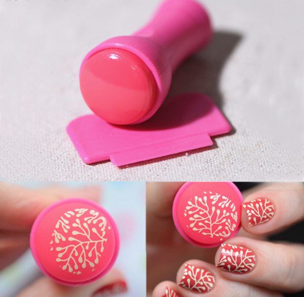 2Pcs/Set Nail Art Stamper & Scraper # 20931