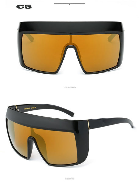 Flat Top Sunglasses #98007
