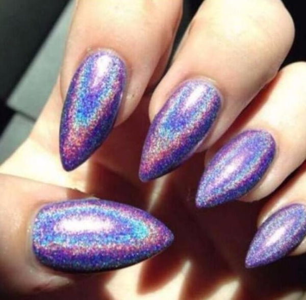 1g Holographic Mermaid Nail Glitter Powder SAM01-M12