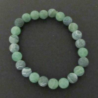 Amazonite Bracelet - Teal Green