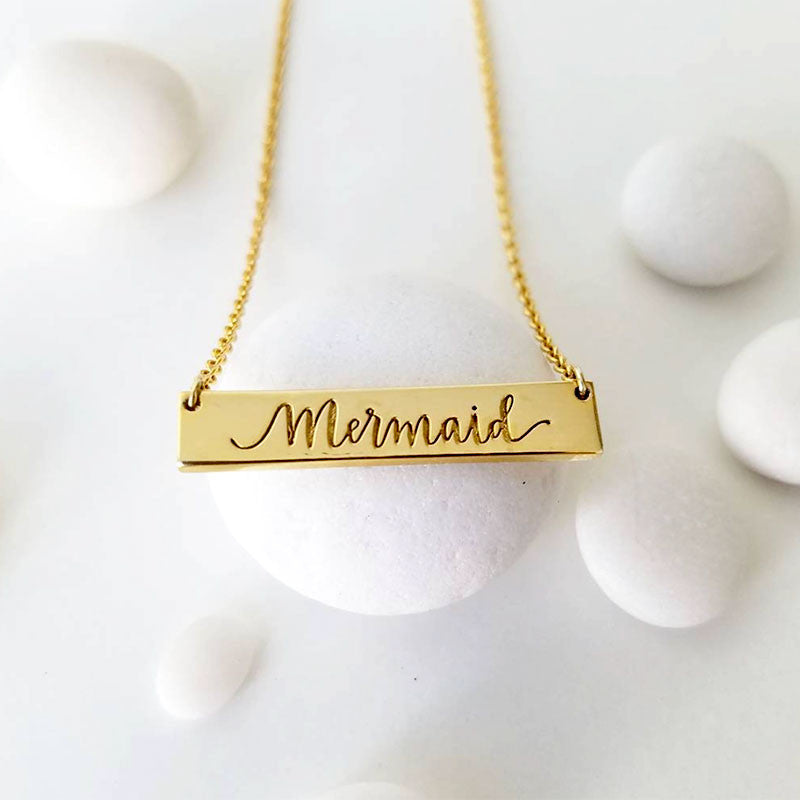 Mermaid Necklaces with Meaning