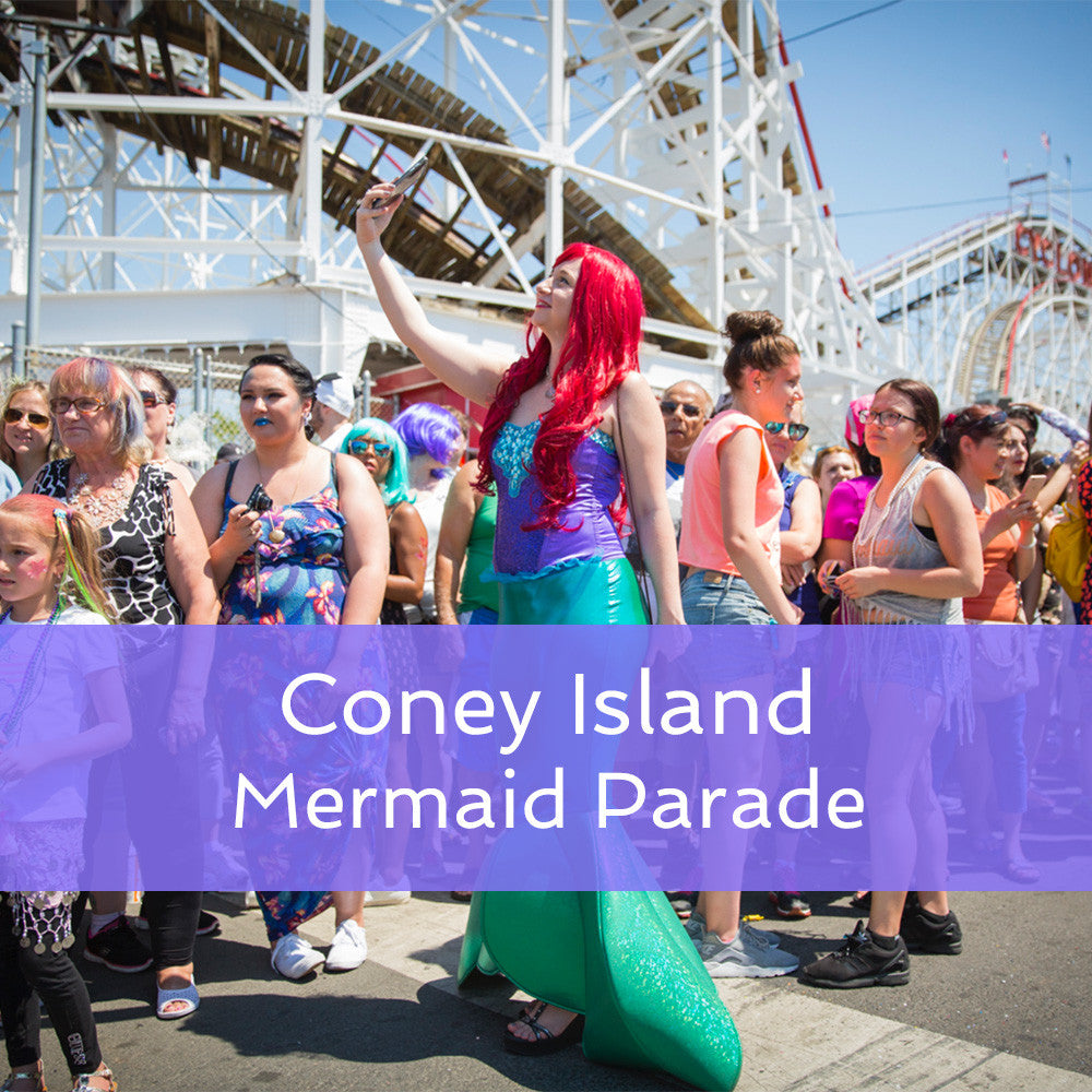 The Mermaid Parade (Costume DIY ideas)