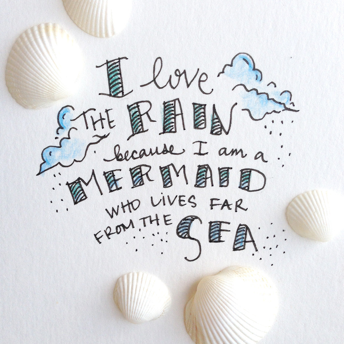 Sayings Mermaid Quotes And Mermaid Sayings  Seatail