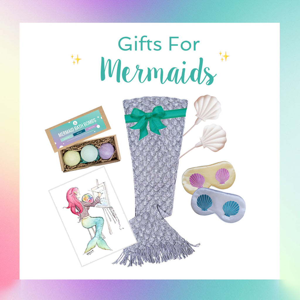 Gifts for Mermaids - 2017 Hottest Mermaid Gifts!