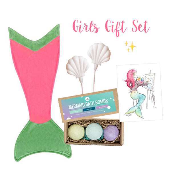 Girls Gifts Set