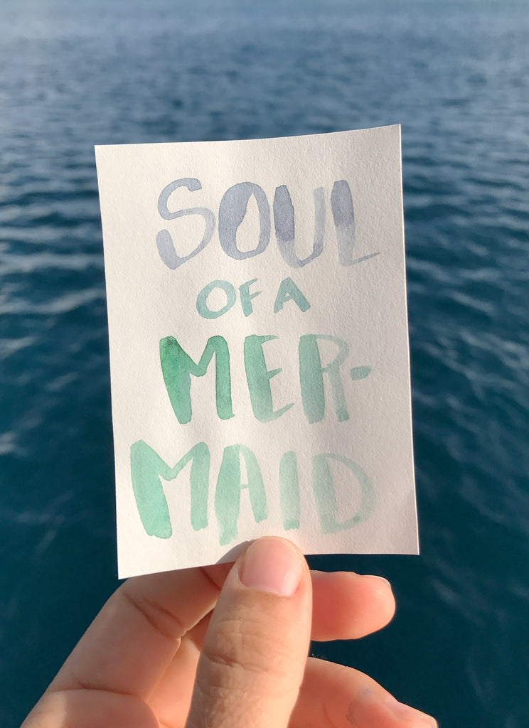 Soul of a Mermaid