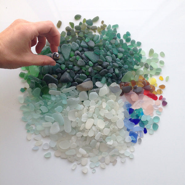 Bucket List Seaglass Beaches
