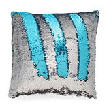 Mermaid Decor Sequin Mermaid Pillow Color Changing