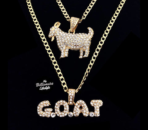 Goat Set on C Link chains