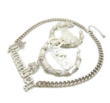 QueenBey Set (Silver)