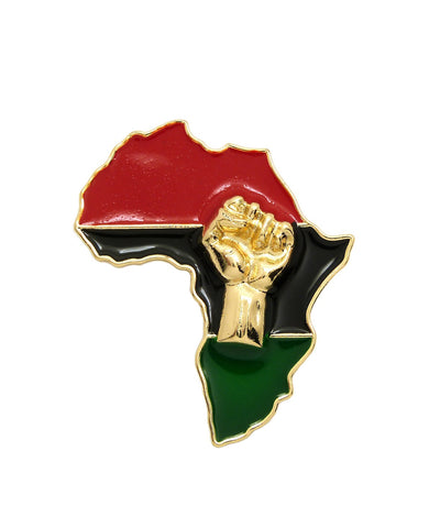 Africa Brooch (Power)