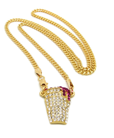 Sizzurp Chain (Gold)