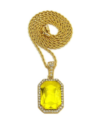 Yellow Stone Chain