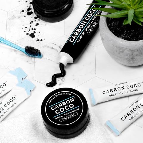 Carbon Coco #lifehacks