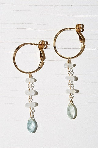 ARCHE HOOP EARRINGS