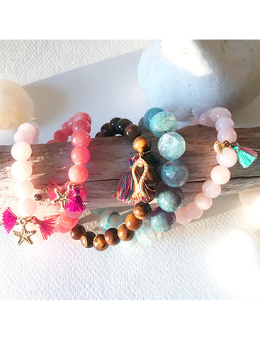 Riviera Weekend Bracelets