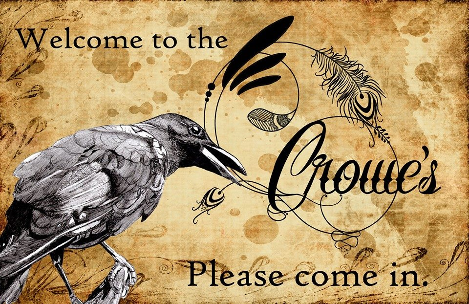 We welcome you to Crowe manor, where ANNA:  a haunting theatrical experience takes place