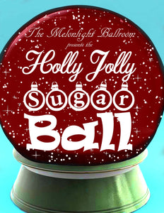 Holly Jolly Sugar Ball
