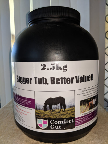 Comfort gut original  2.5 Kg  (Includes Shipping)