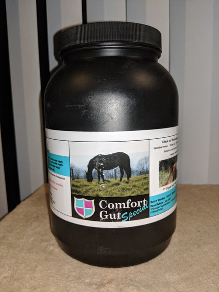 Comfort gut SPECIAL 1Kg, Reduced mess formular  (Includes Shipping)