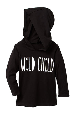 Wild Child Hooded Tee