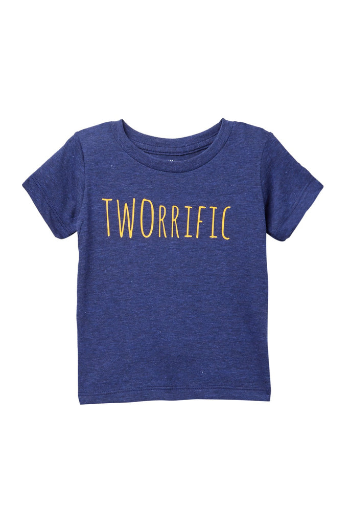 Tworrific Short Sleeve Tee
