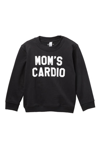 Moms Cardio Pullover Sweater
