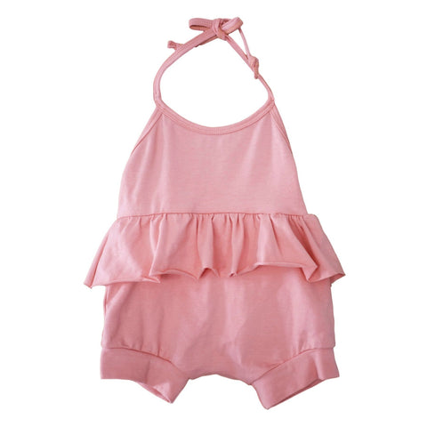 girls summer romper | baby girl summer outfit