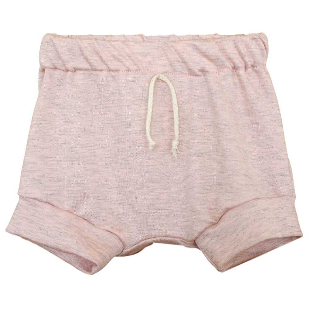 Heather Pink Athletic Shortie