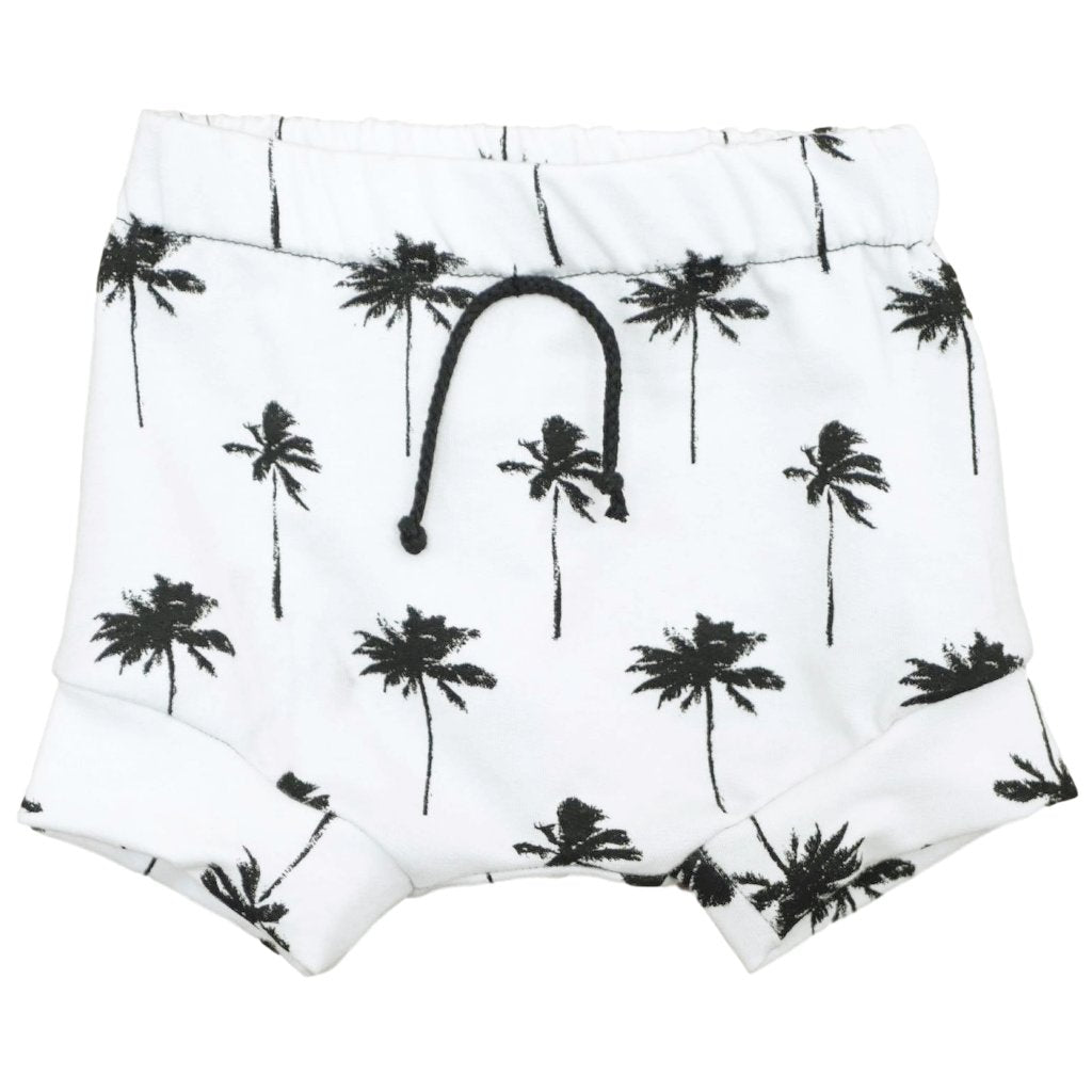 Skinny Palm Tree Athletic Shortie