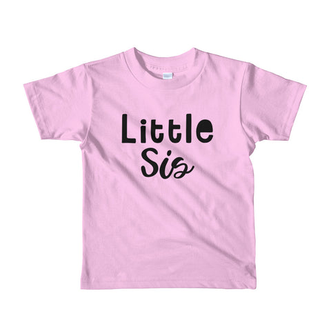 Little Sis Tee- 4 colors