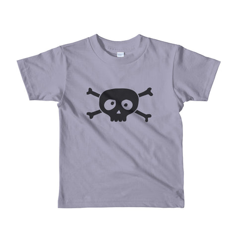 Bad-to-the Bones kids t-shirt, 3 color options