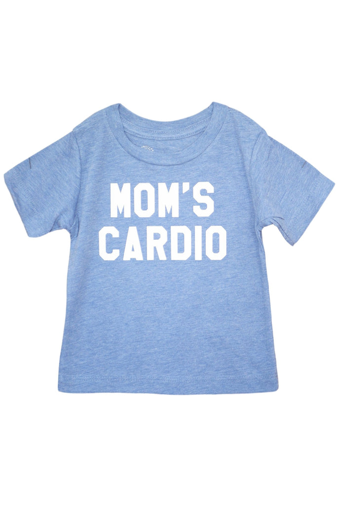 Mom's Cardio Short Sleeve Tee