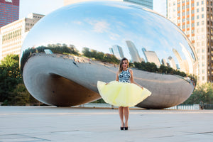 The Tulle Project Founder's Interview for the Chicago Tribune