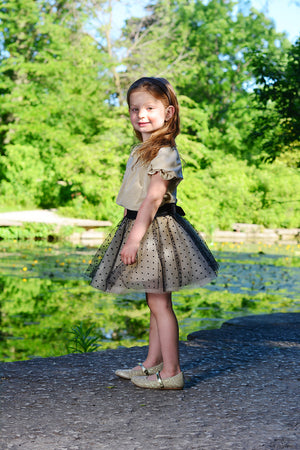 PRINCESS—Little Girl Tulle Skirts