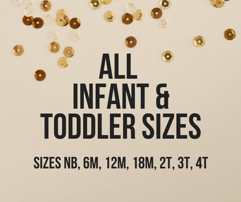 Infant and Toddler Shirts