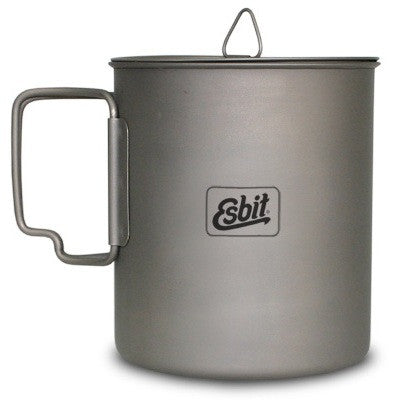 Esbit Titanium Pot 750ml