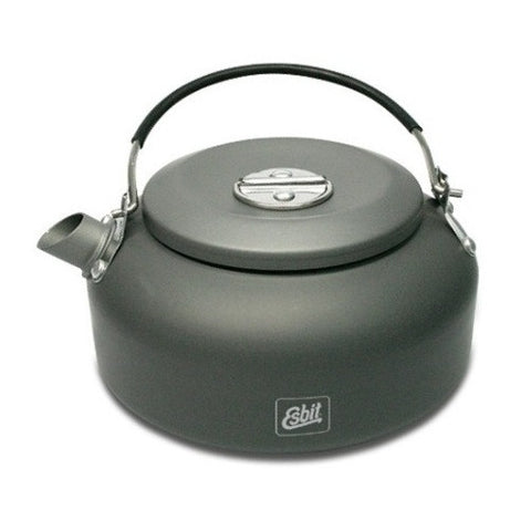 Esbit Water Kettle 600ml Anodized Aluminum
