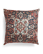 Faux Vintage Pillow
