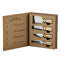 Cheese Knife Boxed Set