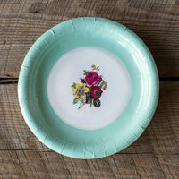 Vintage China Paper Plates