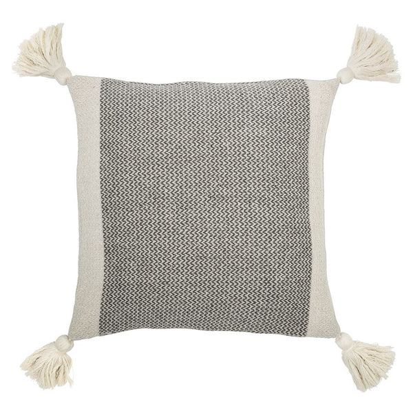 Cotton Tassel Pillow