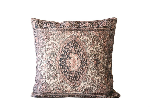 Printed Cotton Pillow