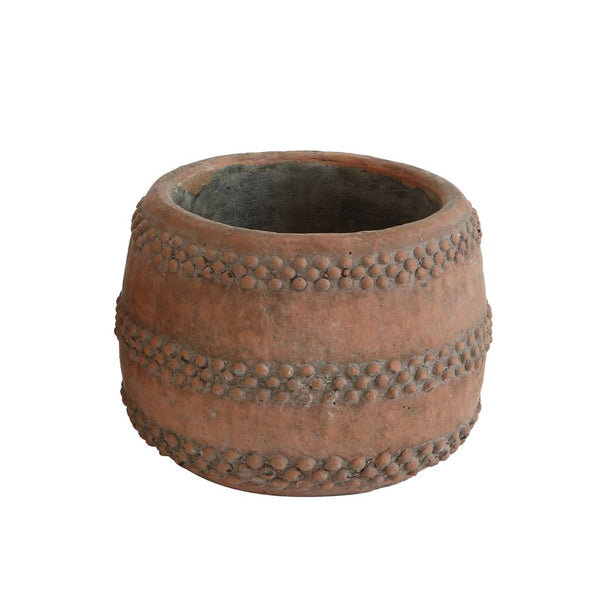 Terracotta Pot: small