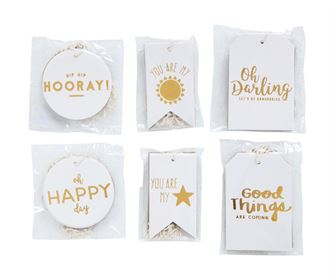 Gift Tags x 12