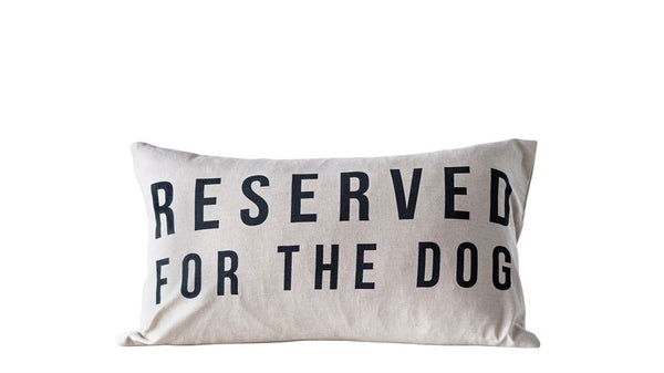 Dog Lover Pillow