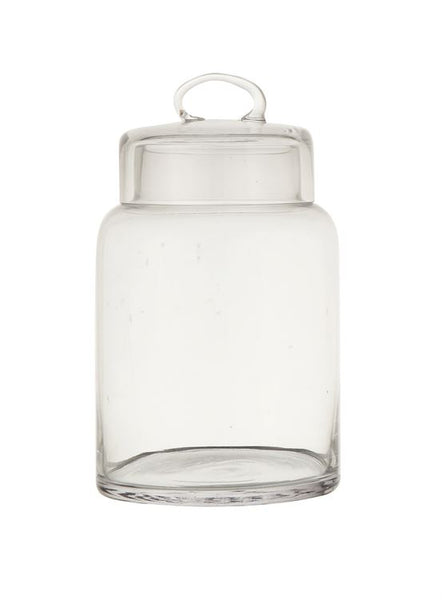 Glass Canister: Small