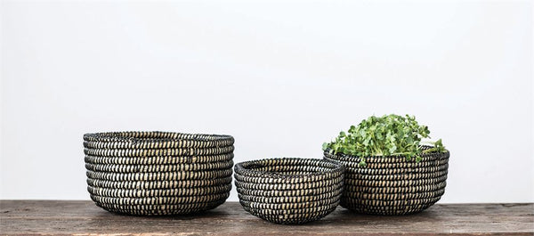 Woven Bowl: Large