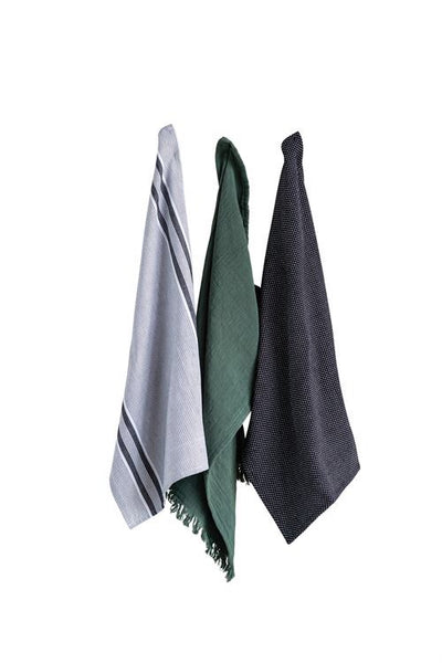 Tea towels set of 3